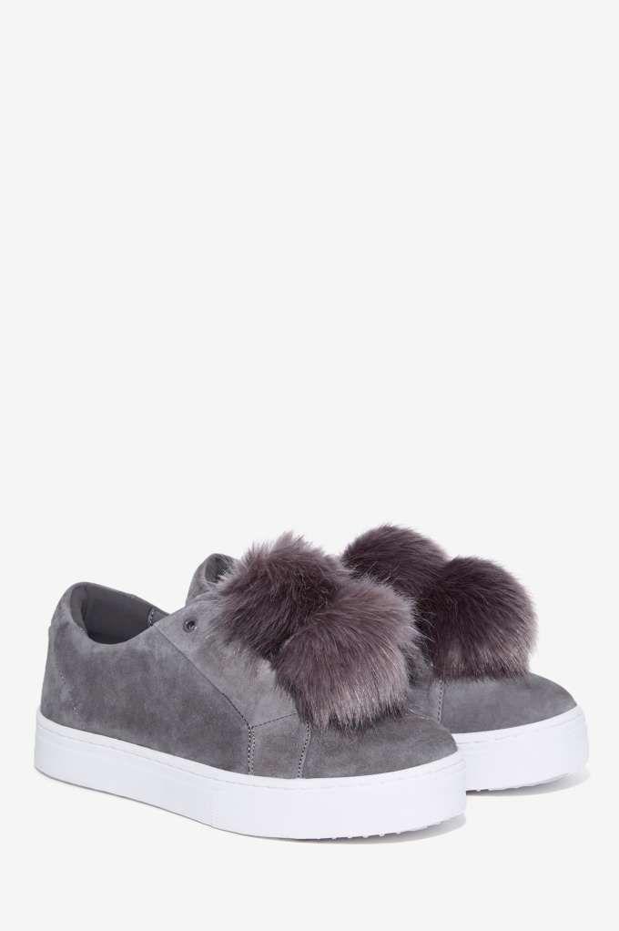 565cb1eb9875 Sam Edelman Leya Suede Sneaker - Gray - Sneakers