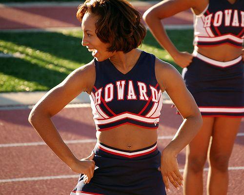 cheerleaders Erotic black