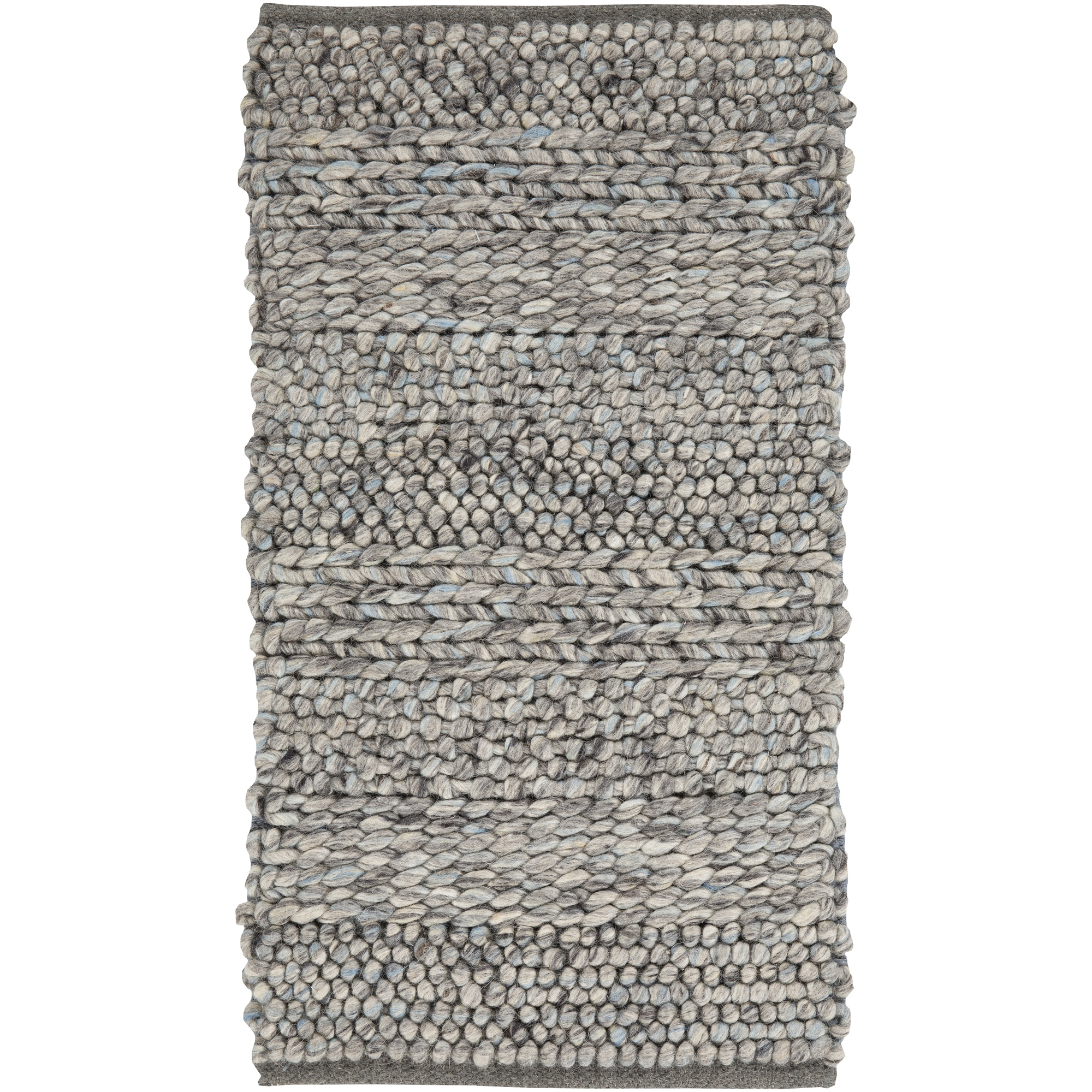 Surya Tahoe Rug Silver Gray Pale Blue 3 X 5 Products