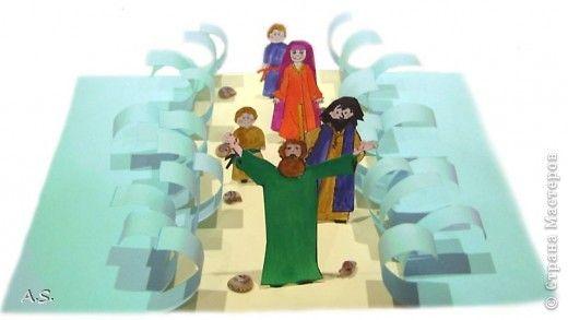 Поделки для воскресной школы своими руками