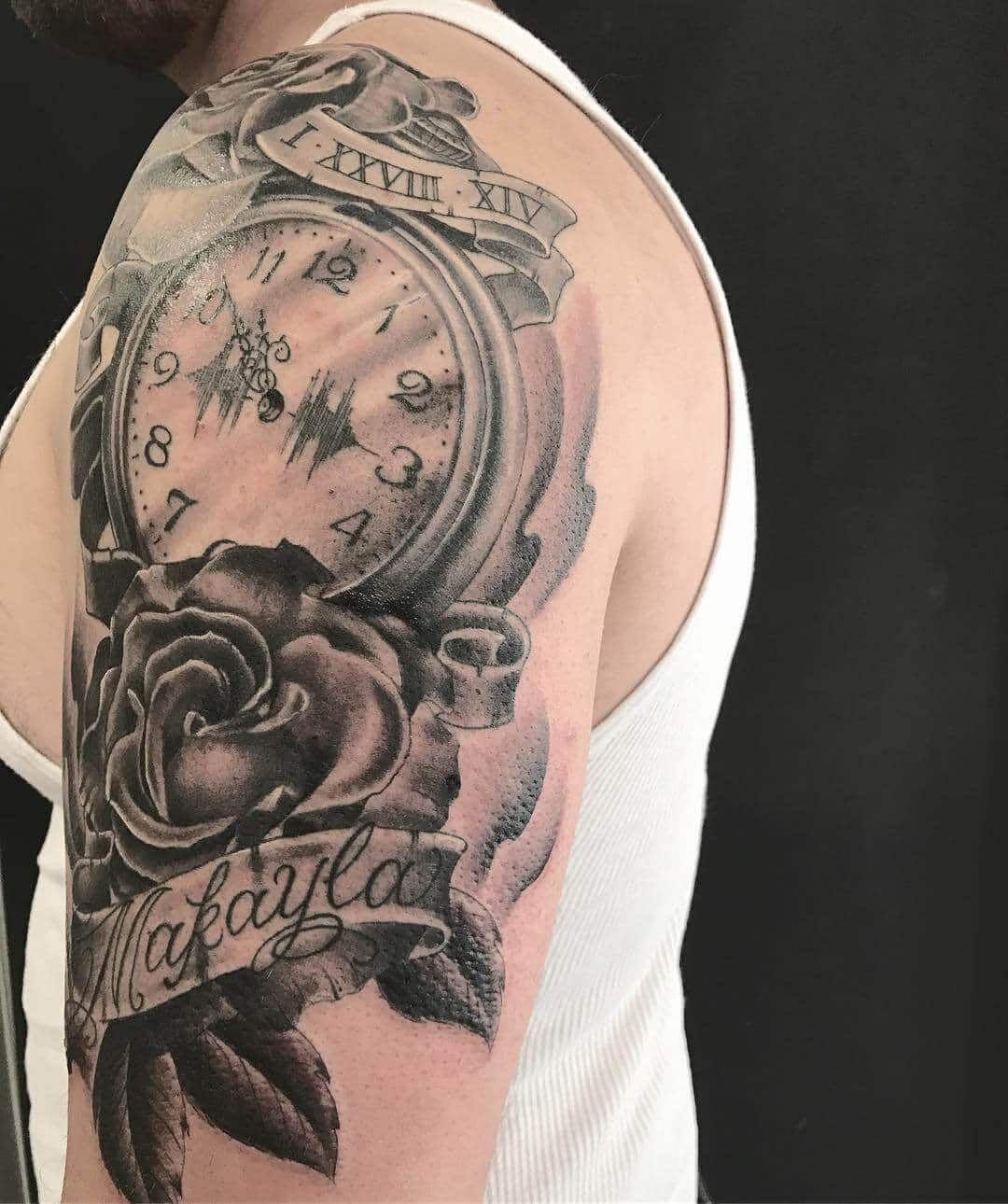 Tattoo Ideas Rip: Tatuajes De Nombres