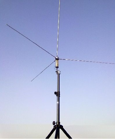 10-80 Meter Alpha DX Sr for portable & base camp | CB / Ham