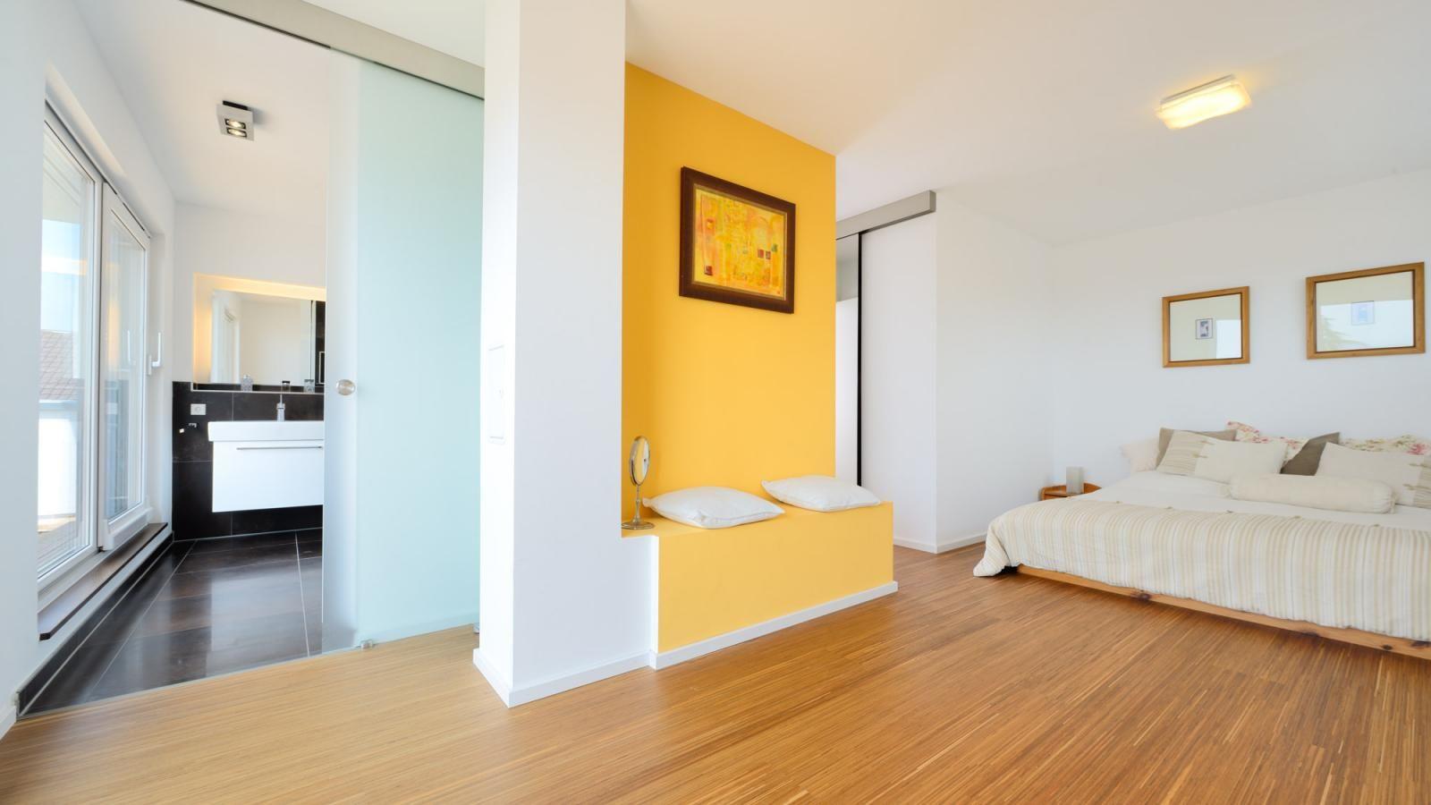 Master Bedroom Mit Bad En Suite Haus Richert Fertighaus