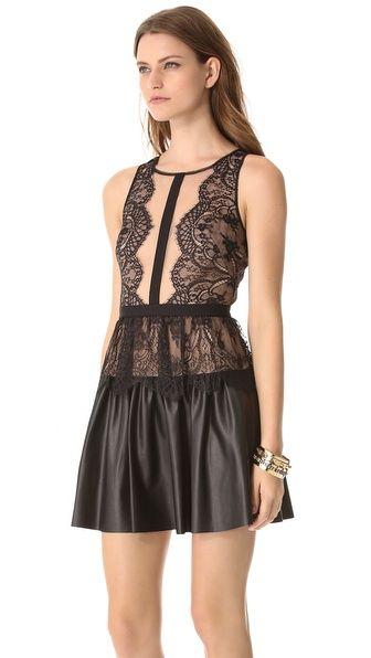 BCBGMAXAZRIA Layton Dress