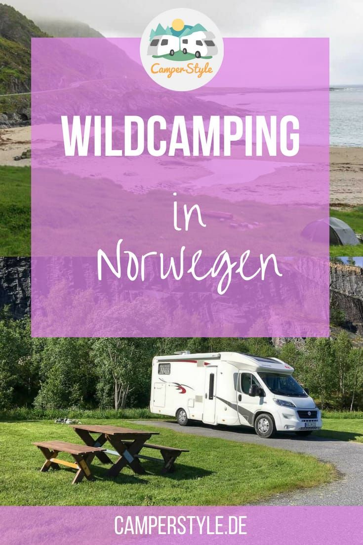 Photo of Wild camping in Norway – what is allowed?