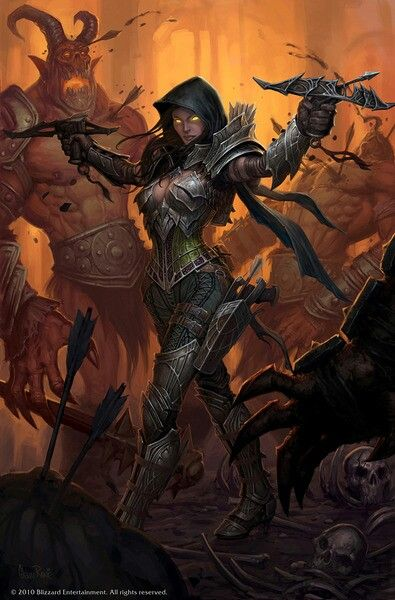 Demon Hunter - GlennRane