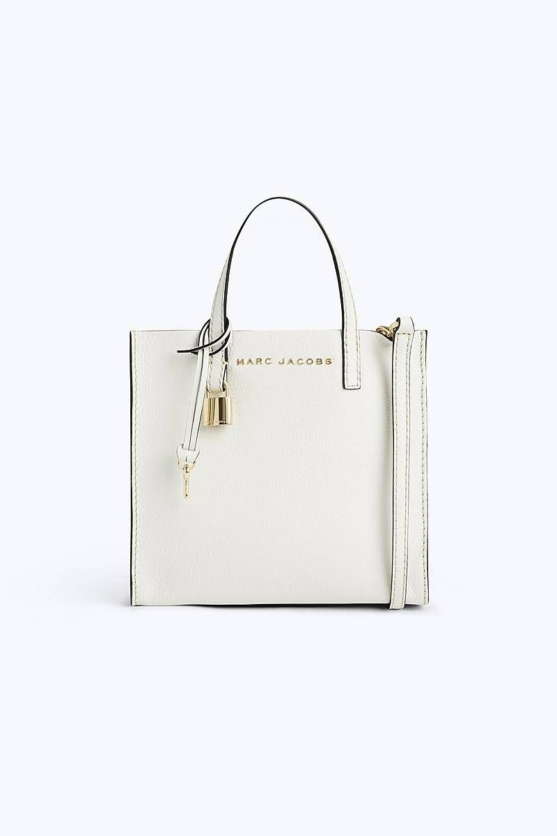 Big Bag Siergrind The Mini Grind Bag In White Glow Marc Jacobs Bags Wallets