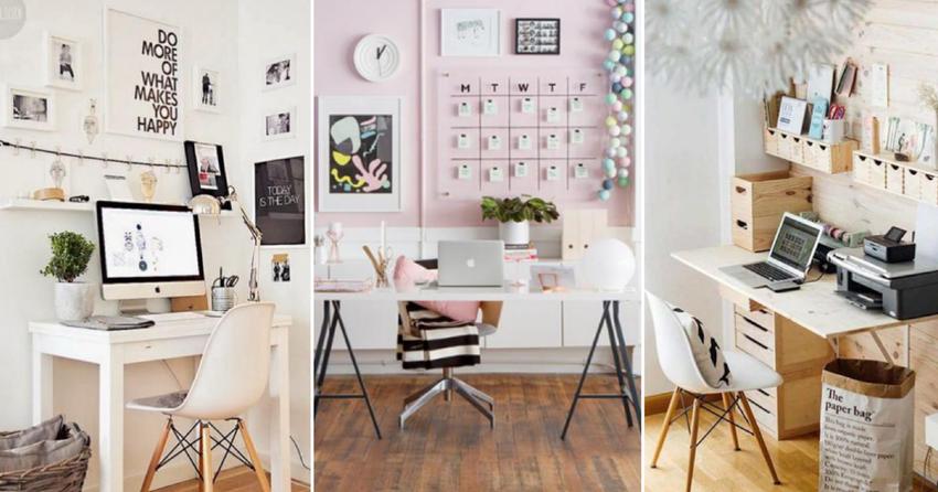 Que trabajar sea un placer monta tu despacho en casa con estas 5 ideas decoraci n red - Ideas decoracion despacho ...