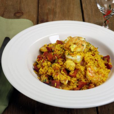 Cool Crockpot Jambalaya Recipe