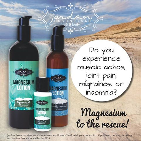 Are you lacking Magnesium?