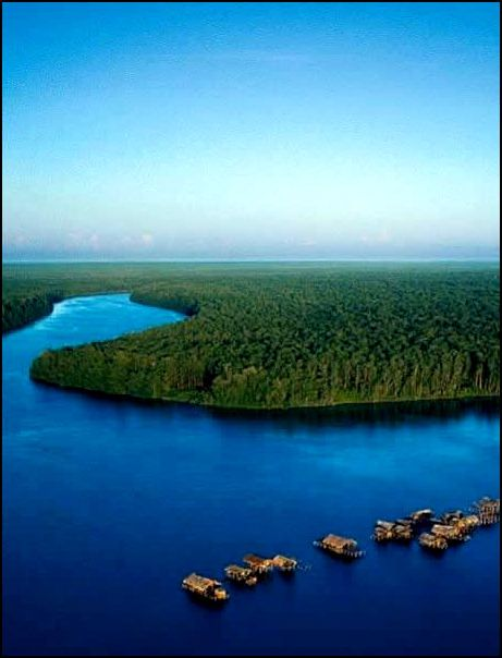 Isla mas grande del mundo
