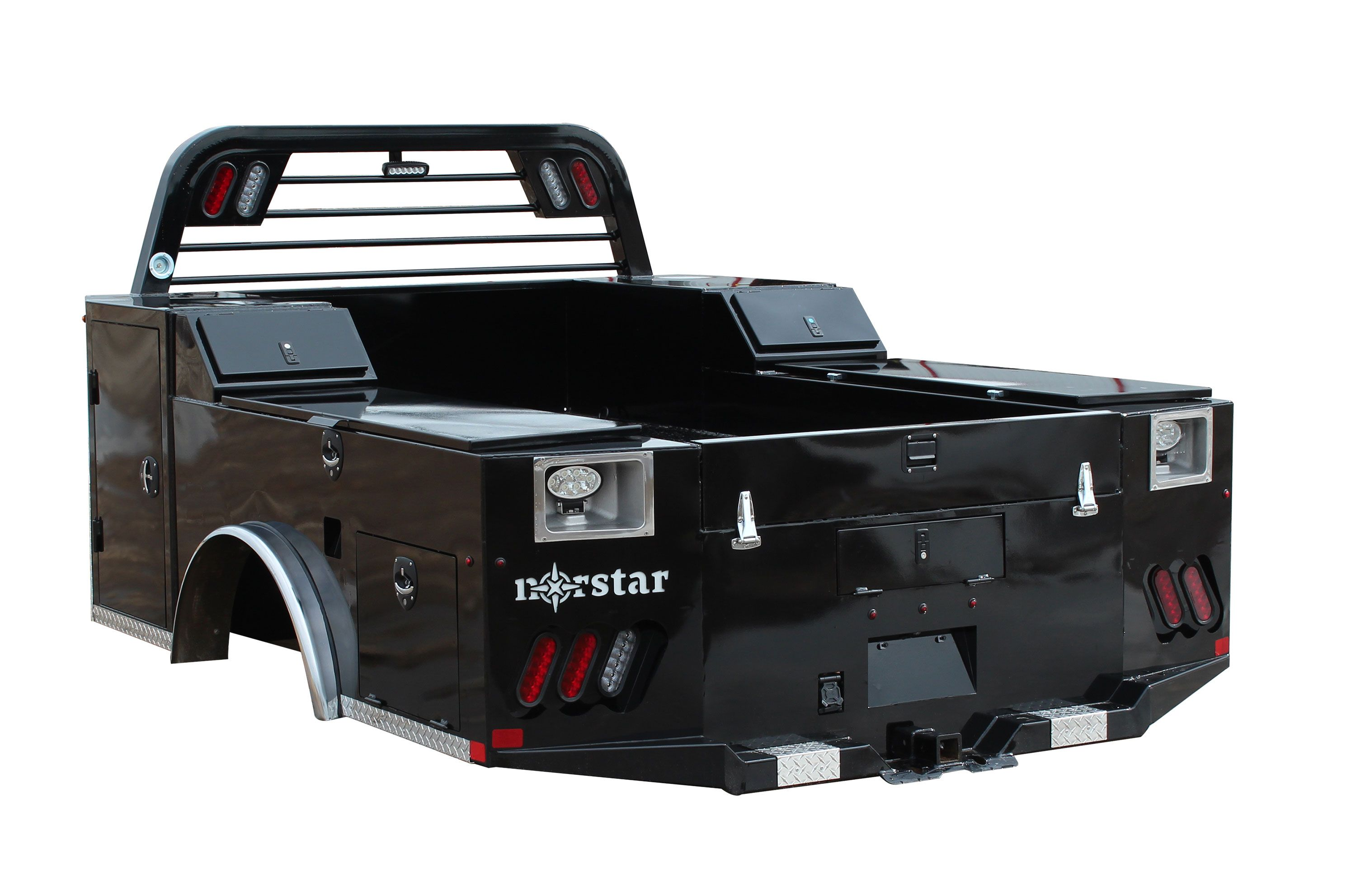 CM Truck Bed - TM Model FITS: 2007 - 2013 Dodge Ram 3500 Cab and ...