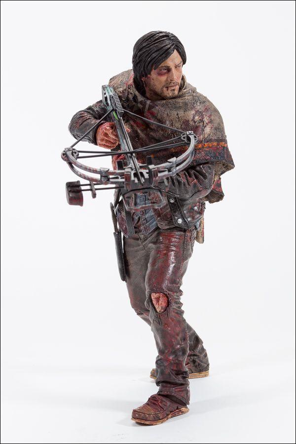 The Walking Dead figurine Daryl Dixon Survivor Edition McFarlane Toys