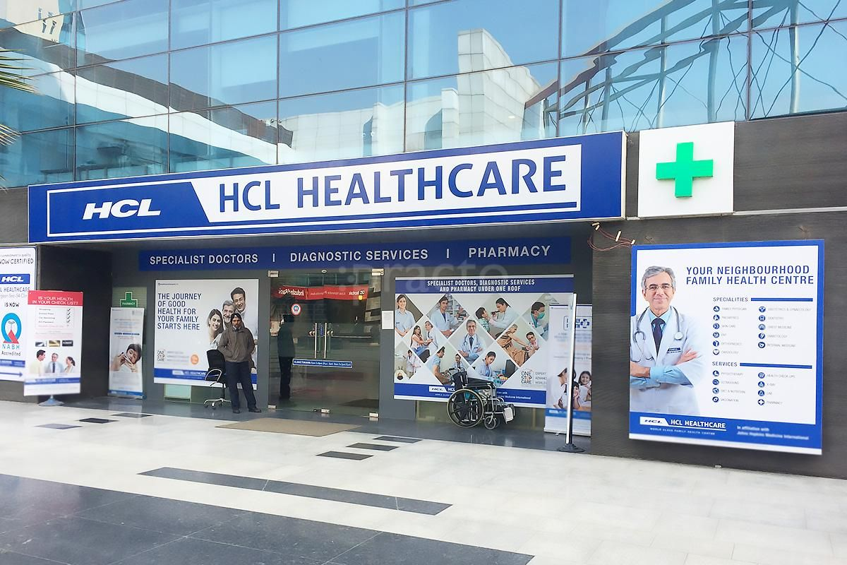 General Physician in Delhi NCR at HCL Healthcare Health