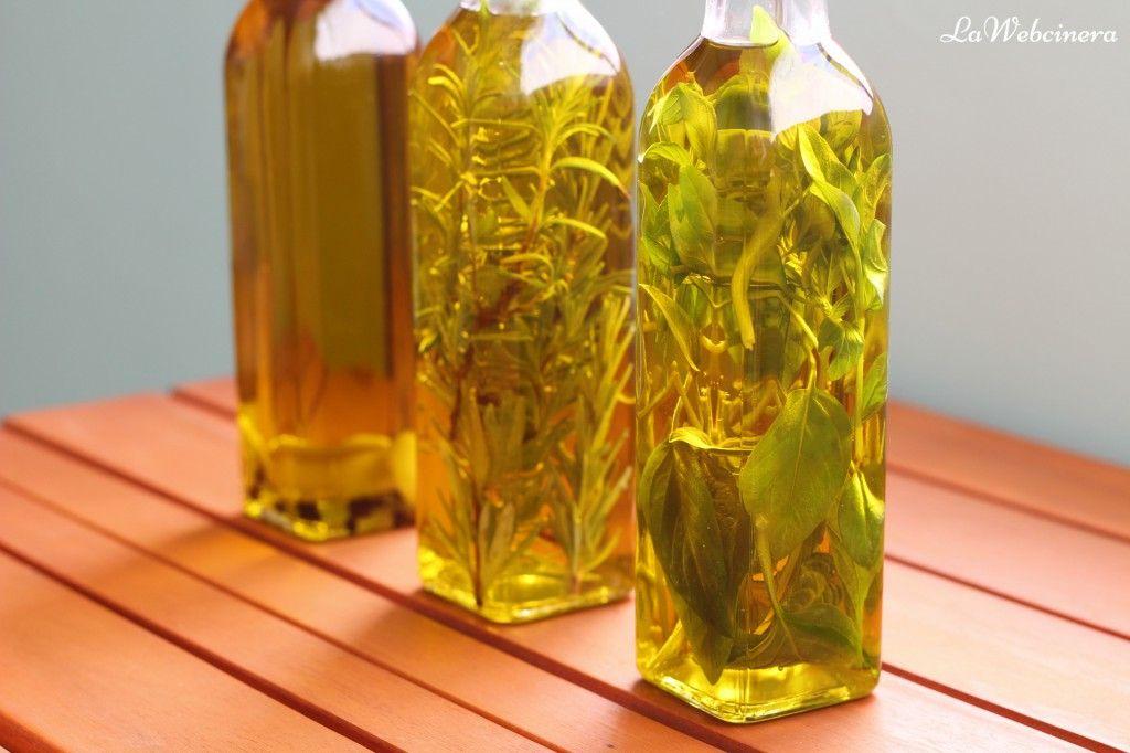 Cómo aromatizar tus propios aceites
