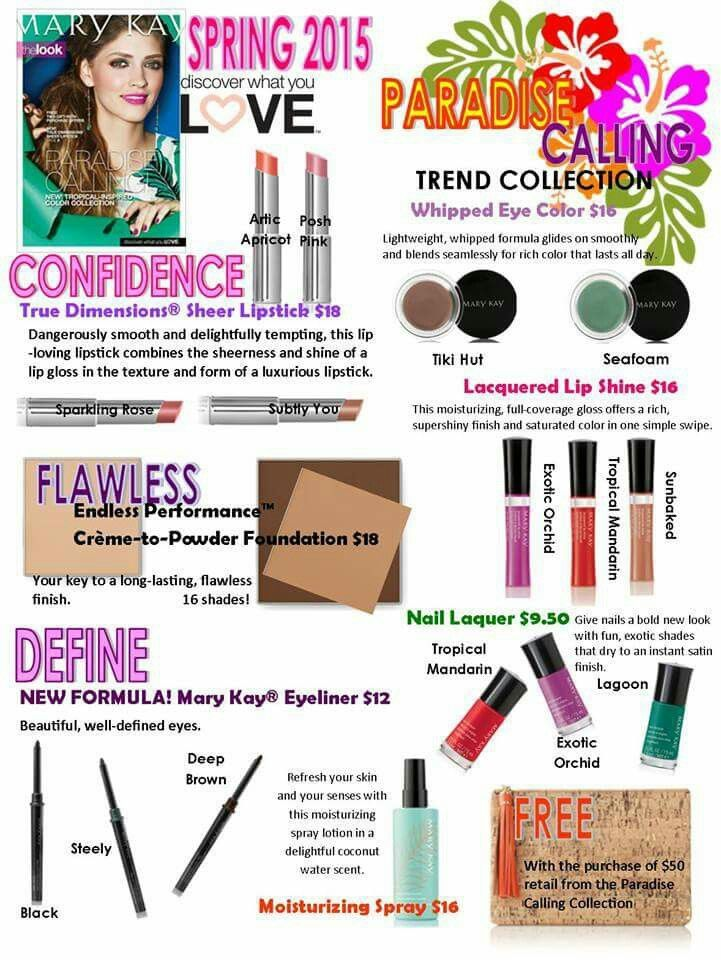 Brand new products!  Visit my website to order or contact me directly www.marykay.com/senawilliams.  #beauty #marykay #deals #makeup #skincare #style