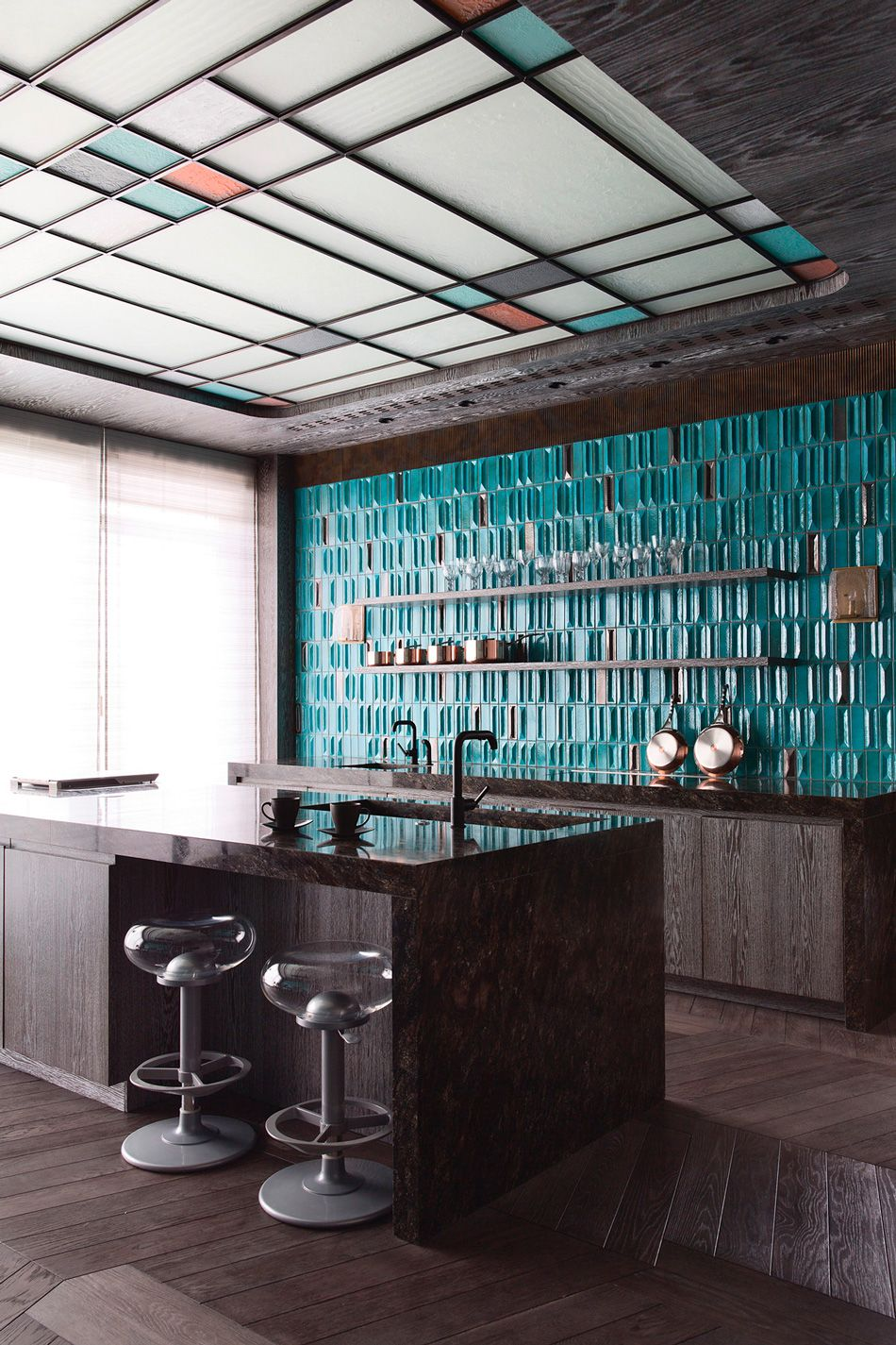 Katya house by Ekaterina Fedorchenko   Kitchen   Pinterest ...