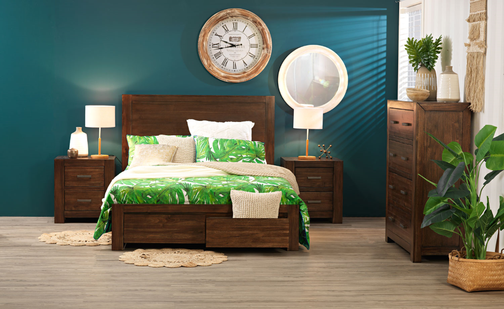Keep your bedroom looking neat, tidy, and ultra sleek with ...
