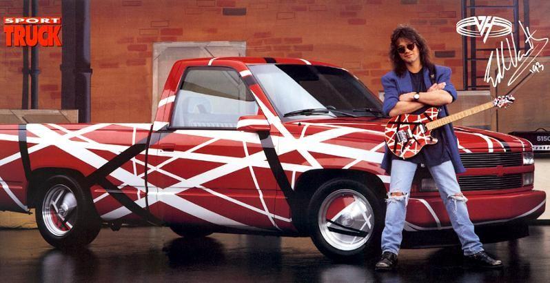 Pin by Kyle Johnson on Music | Van Halen, Eddie van halen ...