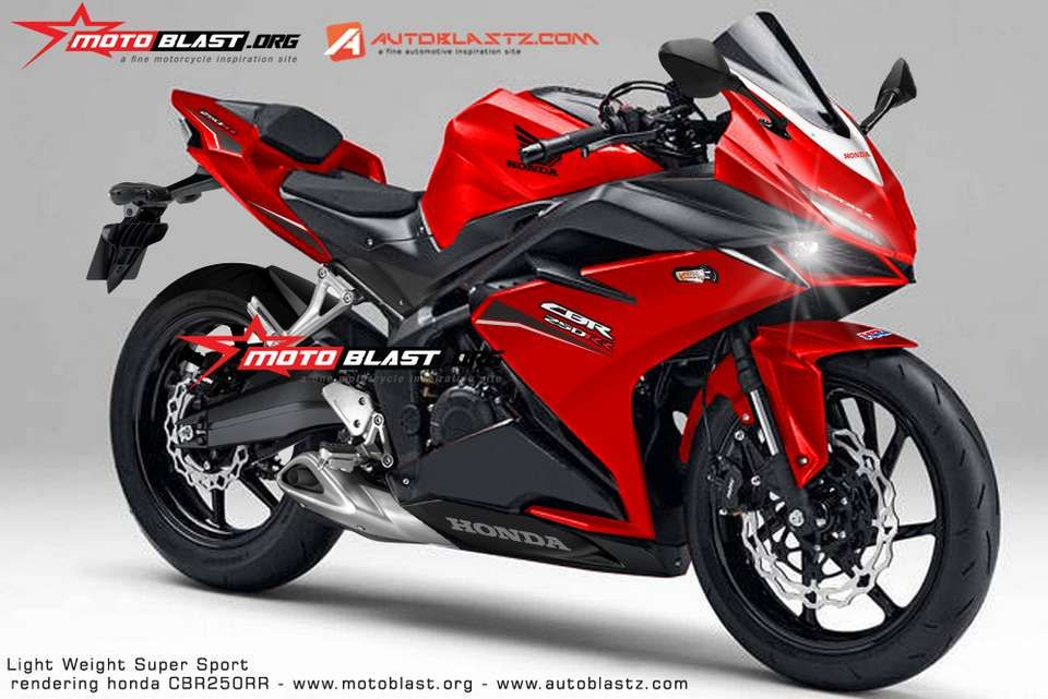 Honda Cbr Rr 250 2016 Sport Bikes Sports Bikes Motorcycles Honda Cbr