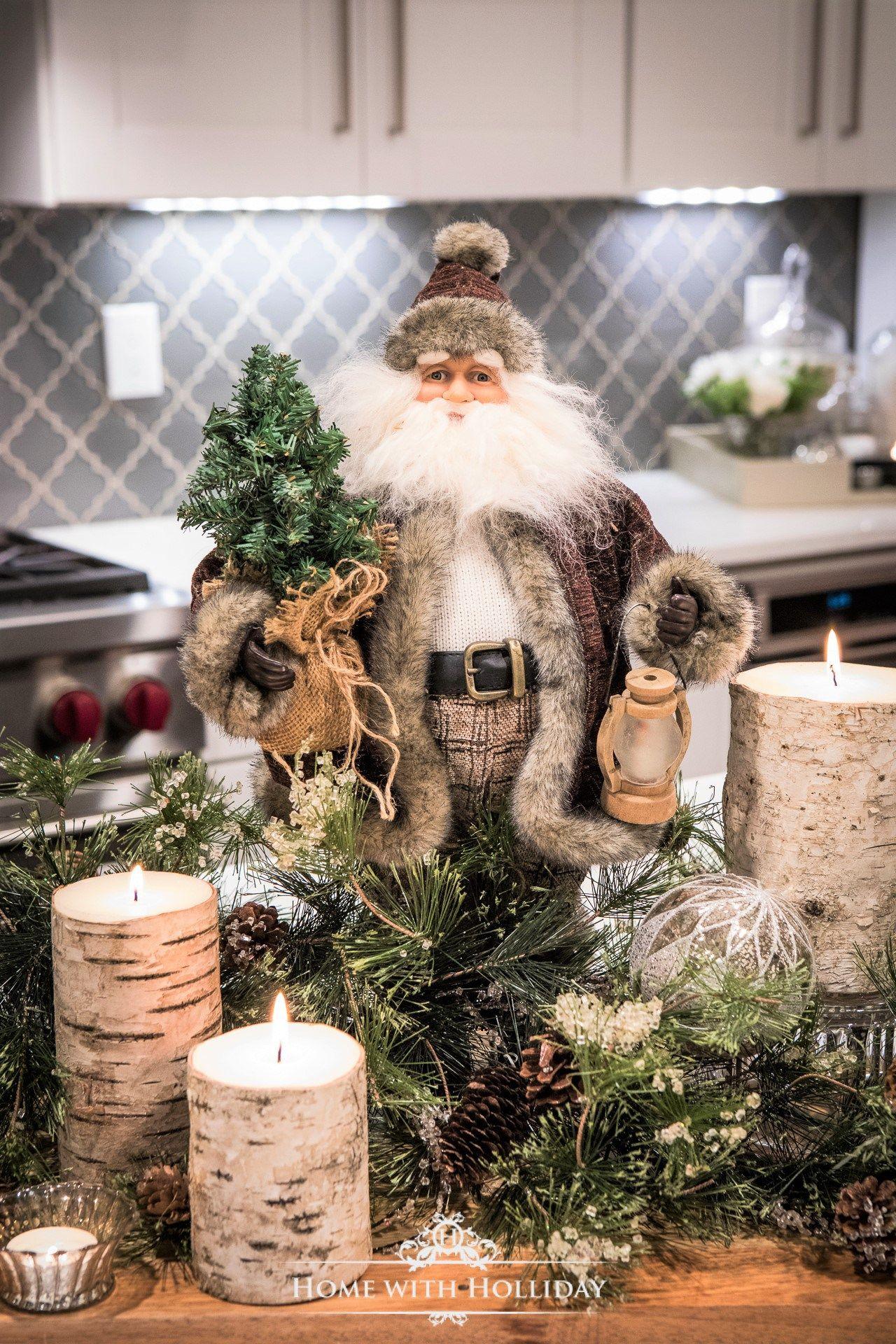 Christmas Home Tour 2017 Kitchen