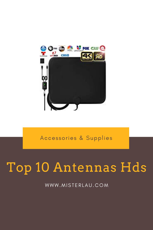 Top 10 Antennas Hds Of 2020 In 2020 Digital Tv Tv Antennas Antennas