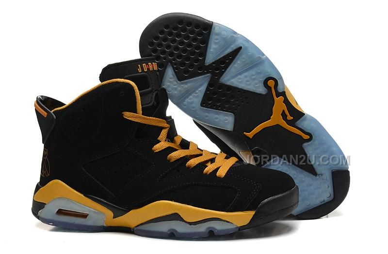 0d660faf72b0 ... netherlands authentic cheap air jordan 6 cool yellow black shoe  authentic cheap air jordan retro 6 ...