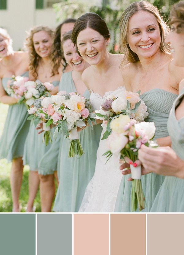 Sage Green And Neutral Wedding Color Ideas 2017 Trends
