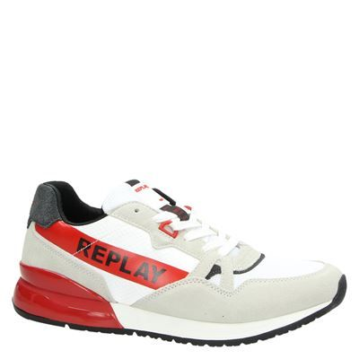 e90e284e8bd Replay heren lage sneakers wit | mens shoes in 2019 | Sneakers ...