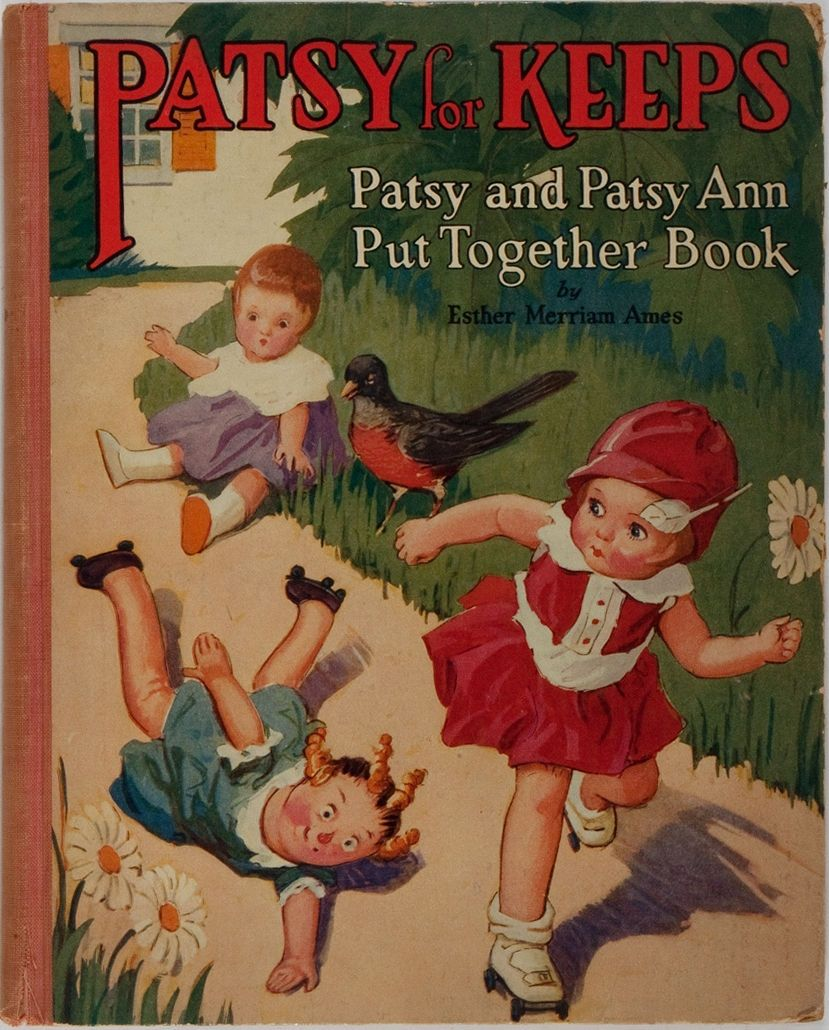 Patsy for keeps 1932
