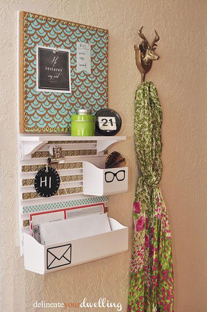 entr e organisation en 2019 rangement maison mur d 39 entr e et amenagement maison. Black Bedroom Furniture Sets. Home Design Ideas