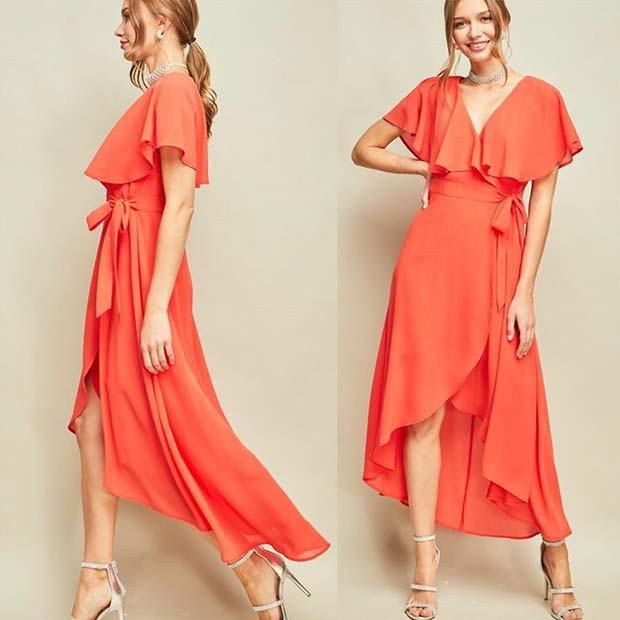 21 Stylish Wedding Guest Dresses For Summer Evening Wedding Outfit Evening Wedding Guest Dresses Wedding Guest Dress