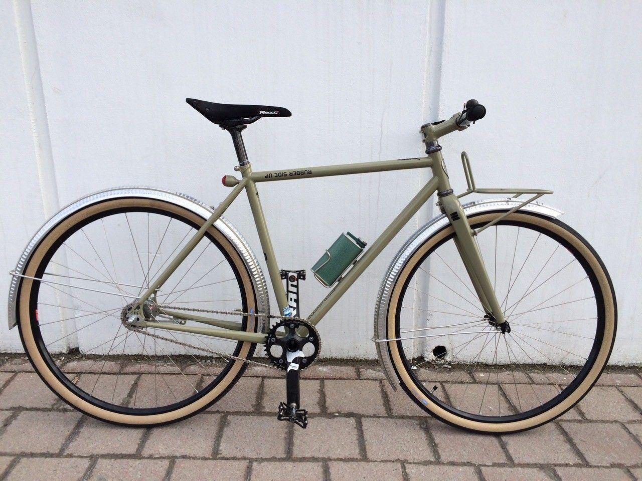 Cool Sport Racing Bikes By Chavi Sharma: An Urban Racer-Esque All-City Nature Boy Zona