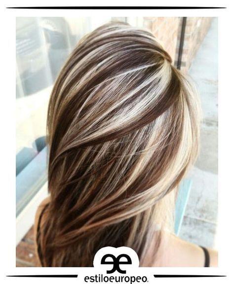 Tendencias En Mechas Color Beige 2017 2018 Hair