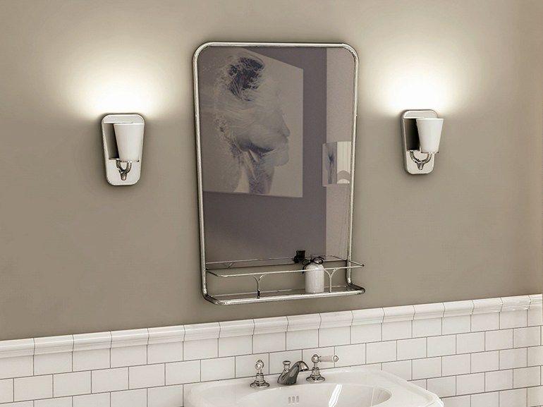 Wall Mounted Mirror With Cabinet Boogie Devon Devon Specchio