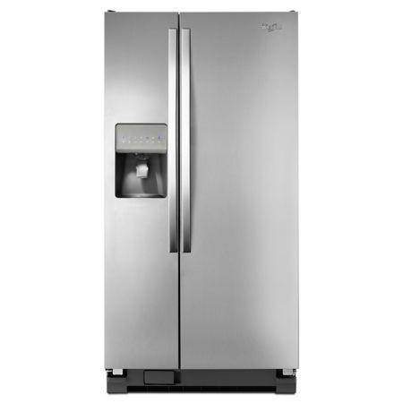 HHGregg, $989.99 Discount, $19.99, Haul Away, $99.99 With Icemaker (Model:  RefrigeratorsDishwashersStainless ...