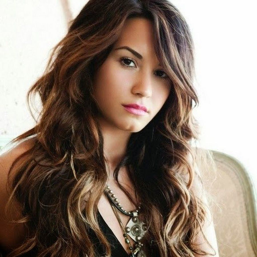 popular 2015 long wavy hairstyles with coloring for women