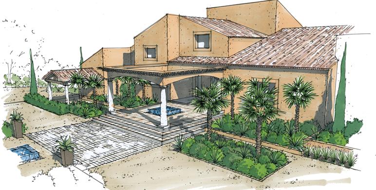Perspectives Architecte Paysagiste Thomas Gentilini Creation Et Amenagement Jardin Marseille Aix En Amenagement Jardin Architecte Paysagiste Paysagiste
