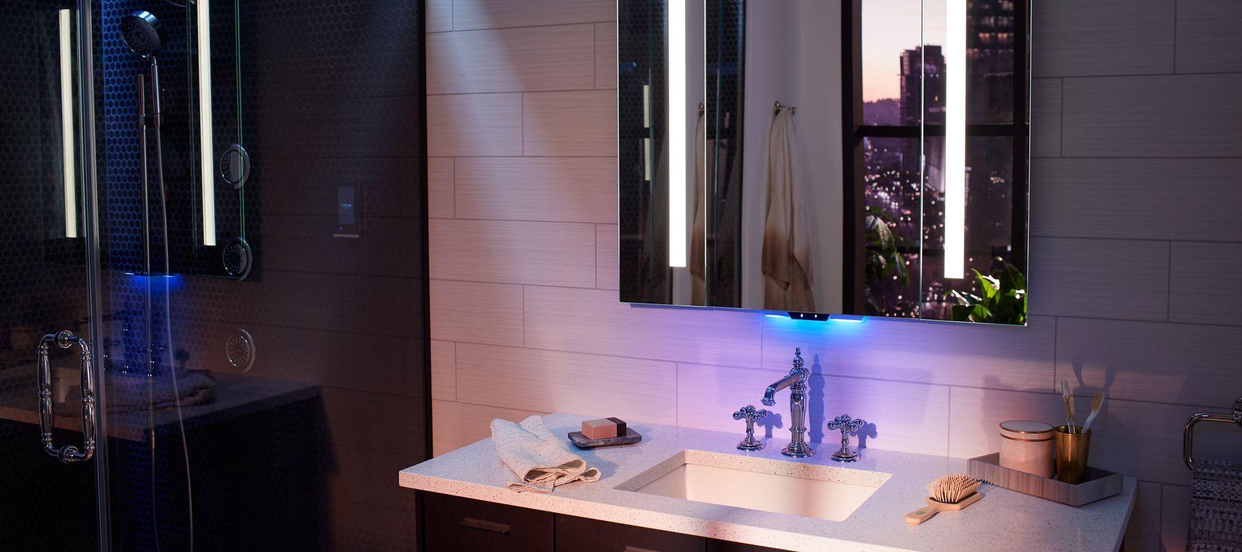 Verdera Revival Bathroom Mirrors Bathroom Kohler Small