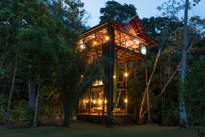 Costa Rica Jungle Treehouse