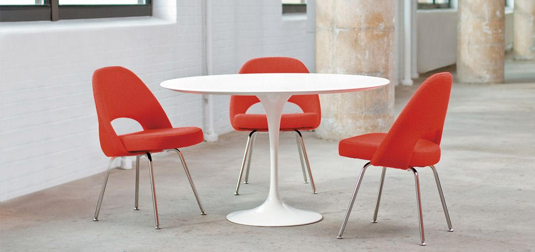 Sedie Rosse Da Cucina.Knoll Saarinen Executive Chair By Eero Saarinen Eames Design