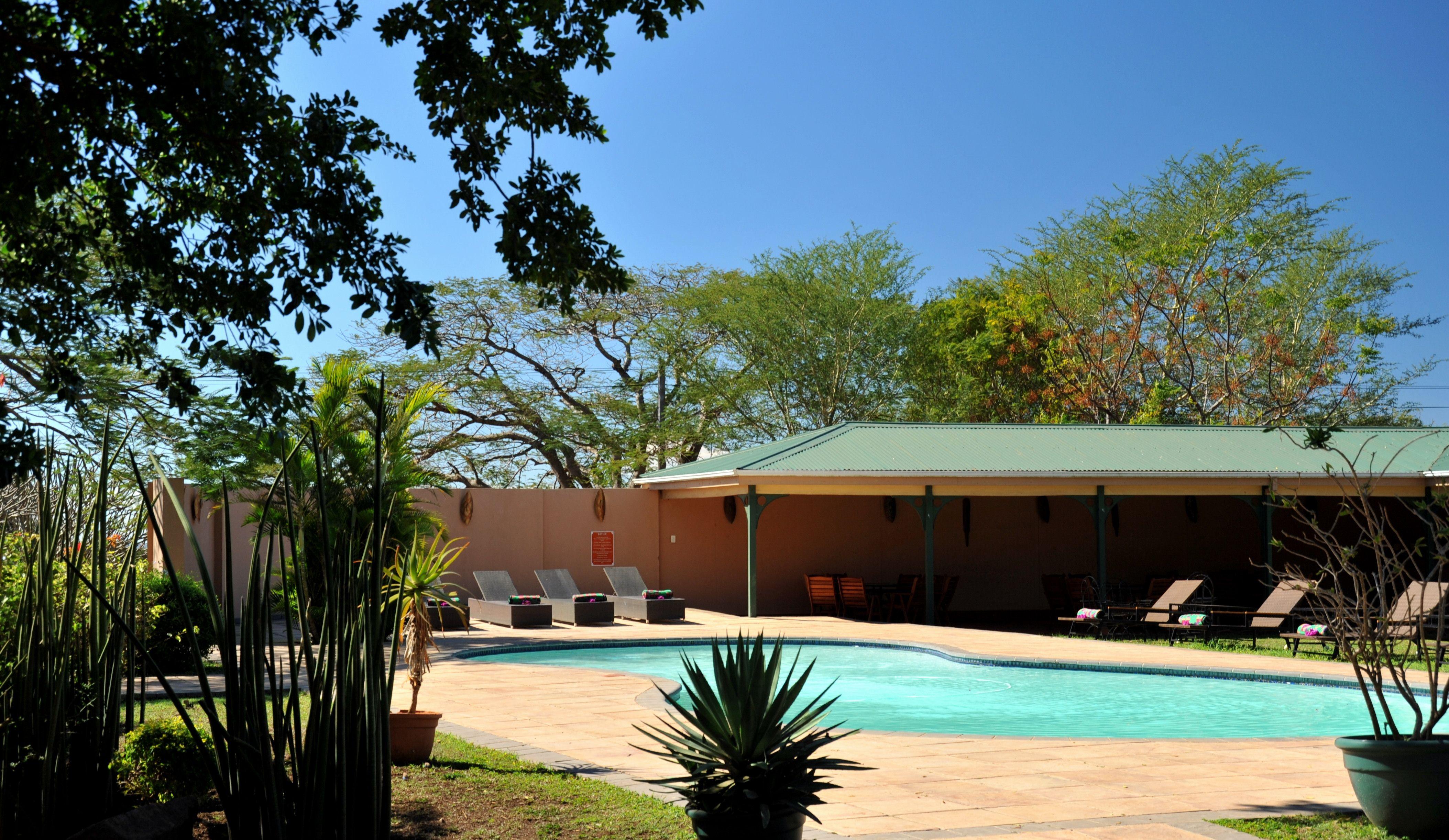 Zulu Nyala Heritage Safari Lodge - Pool