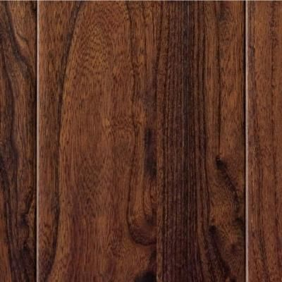 Home Legend Hand Scraped Elm Walnut 3 8 In Thick X 3 1 2 In Wide X Random Length Click Lock Hardwood Flooring 20 71 Sq Ft Case Hl76h With Images Hardwood Floors