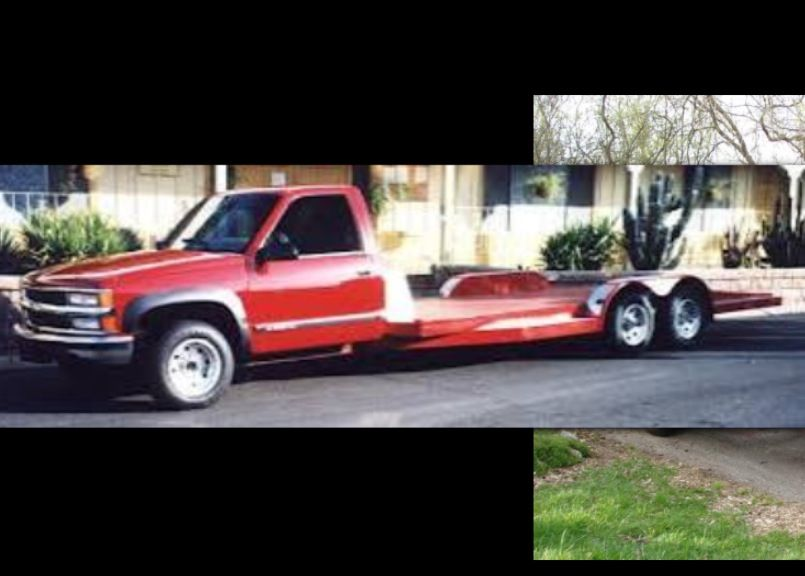 Mid nineties chevy hauler Thinking is a four wheel drive