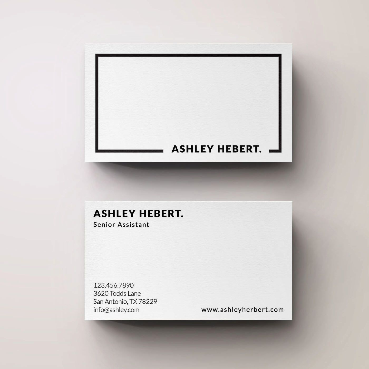 Premade Business Card Template Small Business Card Photography Business Card C Business Card Design Simple Graphic Design Business Card Business Card Design