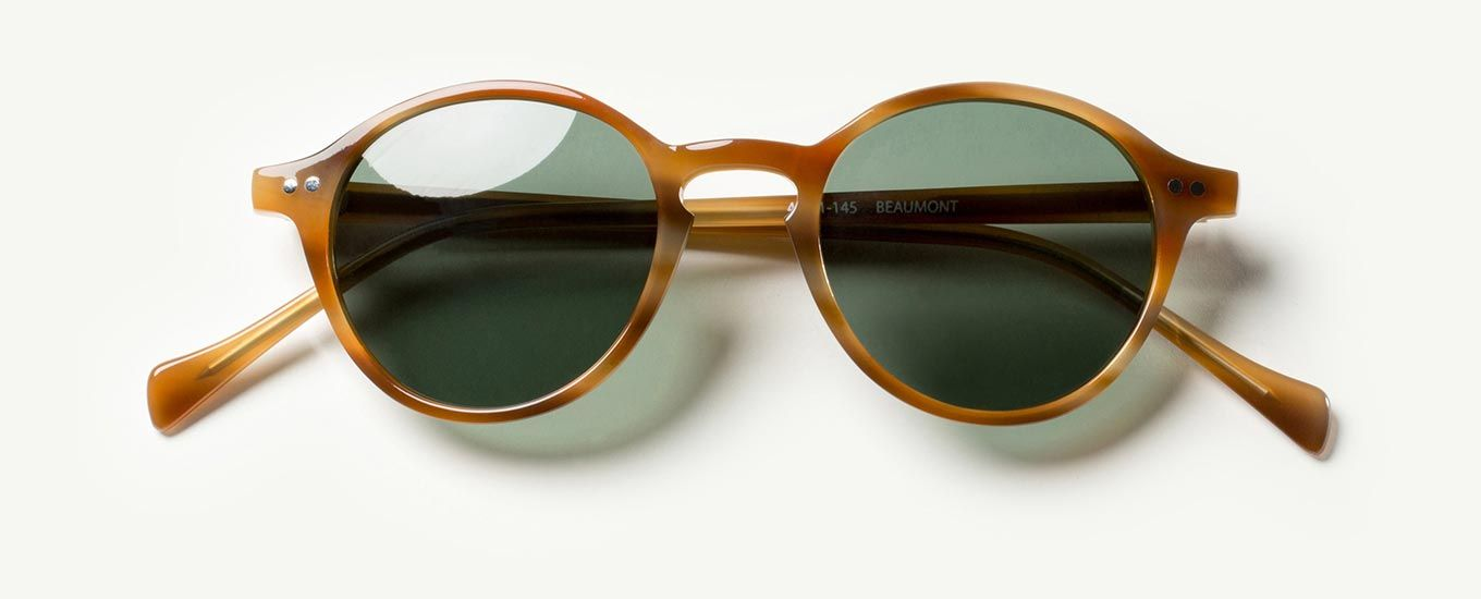 219c04a1a9e Women s Beaumont Sunglasses in Maple Crystal Tortoise - Sunglasses by  Classic Specs