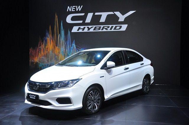 2018 Honda City Hybrid Honda City Honda New Honda