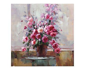 Impresión sobre lienzo Sisa - 60x60 cm
