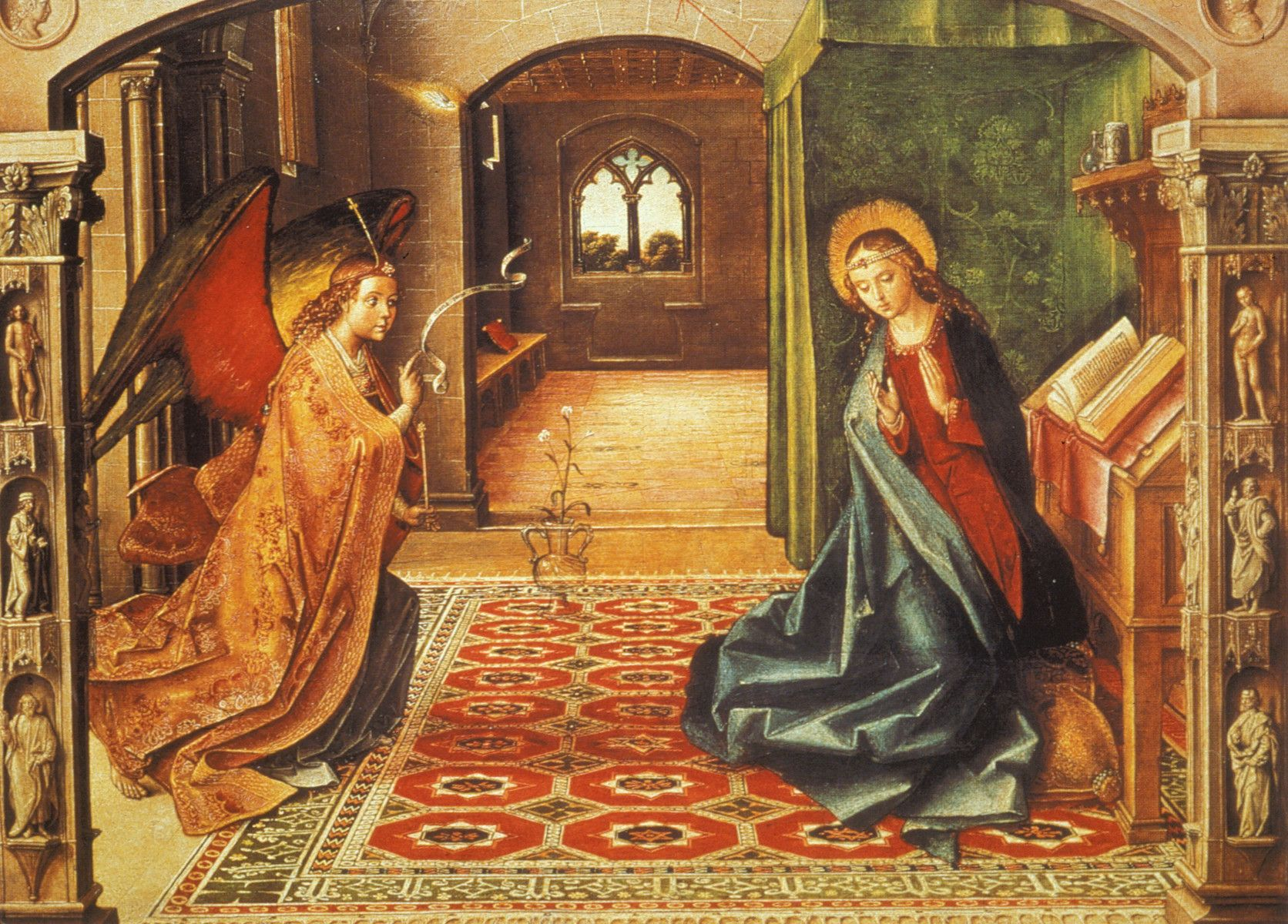 paintings of the annunciation Fittex bilGoogle The