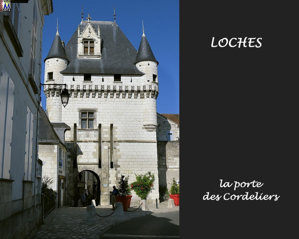 Loches - Indre et Loire